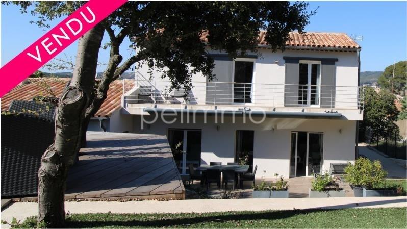 Deluxe sale house / villa Lambesc 598000€ - Picture 1