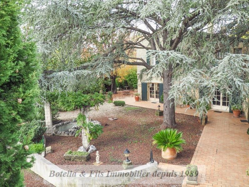 Verkoop van prestige  huis Uzes 645000€ - Foto 3