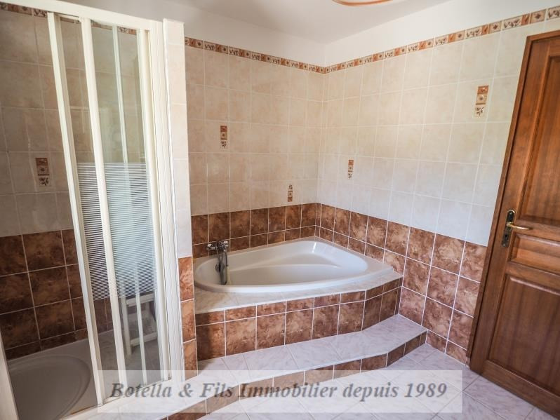 Vente maison / villa Barjac 415 000€ - Photo 7