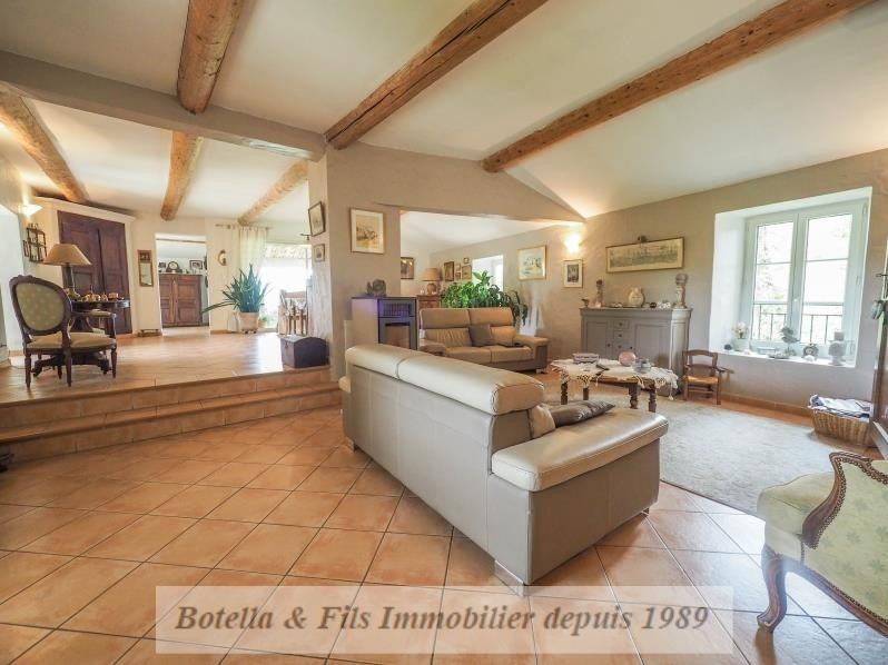 Immobile residenziali di prestigio casa Uzes 1196000€ - Fotografia 7