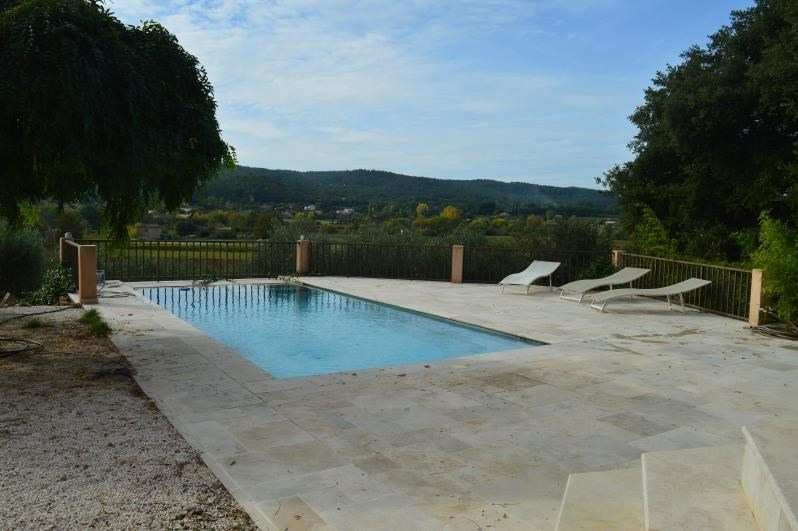Deluxe sale house / villa Correns 581 000€ - Picture 2
