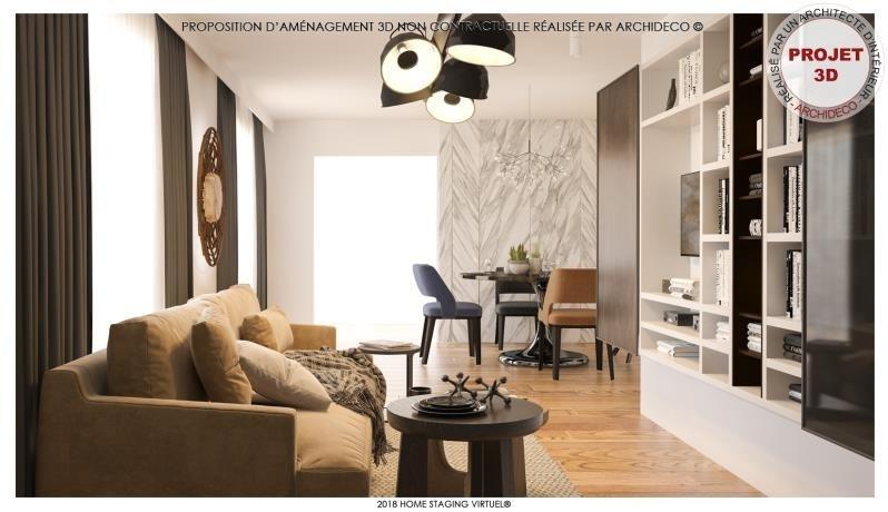 Revenda apartamento Metz 187000€ - Fotografia 1