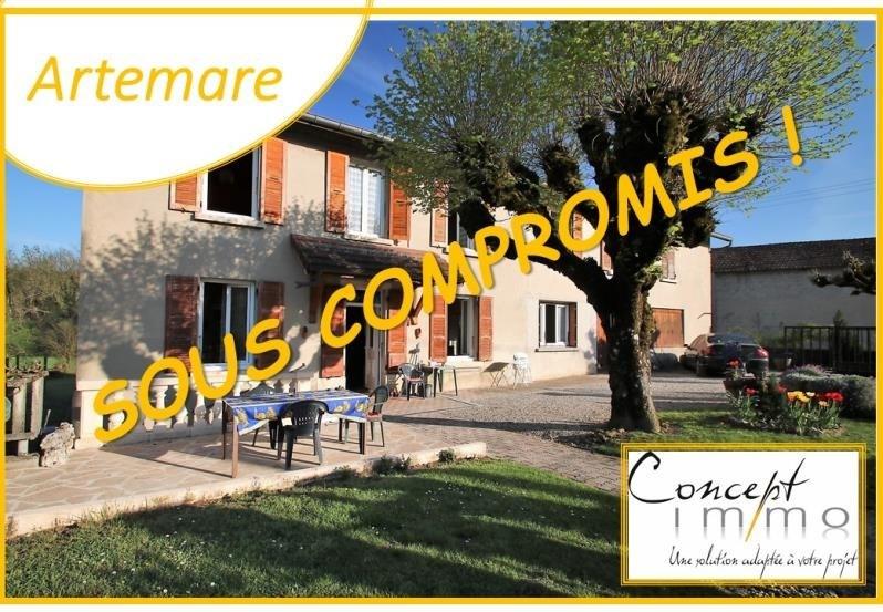 Sale house / villa Culoz 164000€ - Picture 1