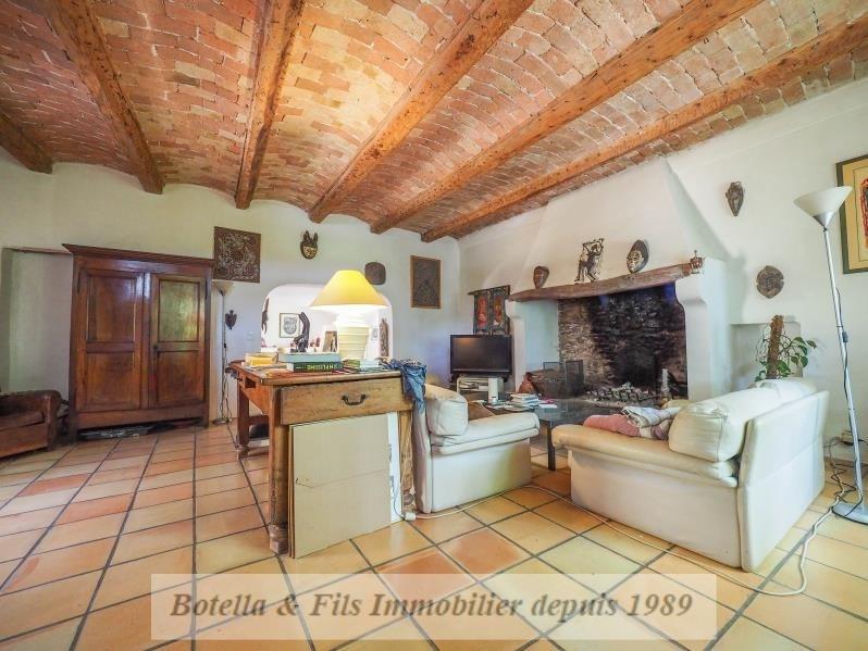 Vente de prestige maison / villa Uzes 688000€ - Photo 4