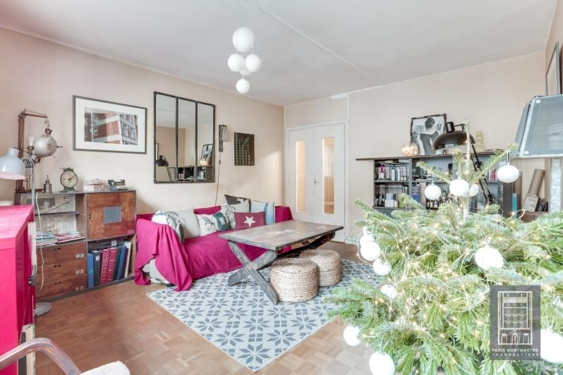 Vente appartement Paris 18ème 760 000€ - Photo 4