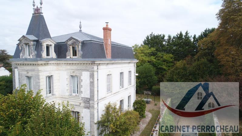 Demeure bourgeoise montoire sur le loir - 12 pièce (s) - 335 m²