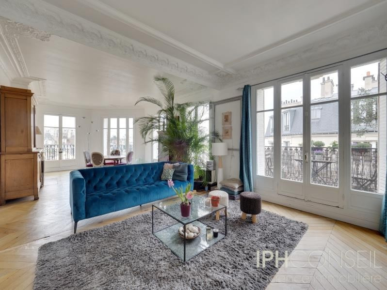 Deluxe sale apartment Paris 16ème 1 760 000€ - Picture 3