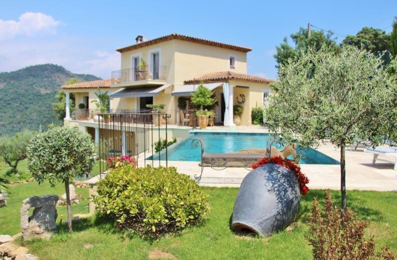 Vente de prestige maison / villa Tanneron auribeau 790000€ - Photo 1
