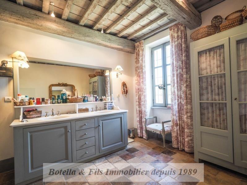 Verkoop van prestige  huis Uzes 1260000€ - Foto 6