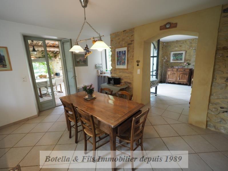 Verkoop van prestige  huis Goudargues 556000€ - Foto 5