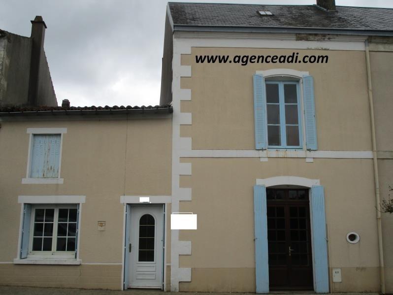 Vente maison / villa St georges de noisne 55000€ - Photo 1