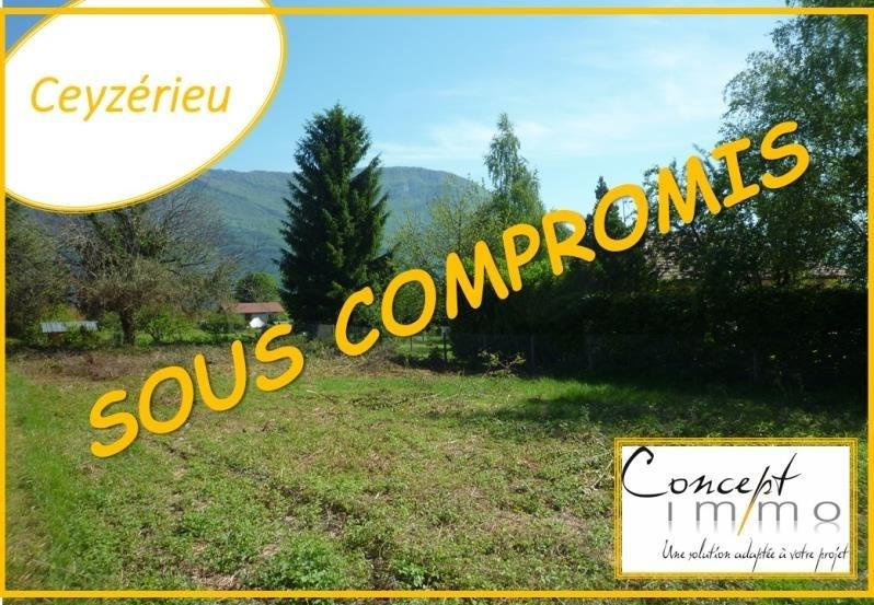 Sale site Ceyzerieu 43000€ - Picture 1
