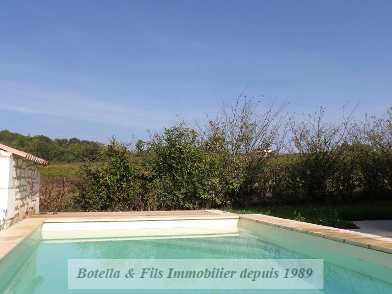 Vente maison / villa Barjac 199000€ - Photo 2