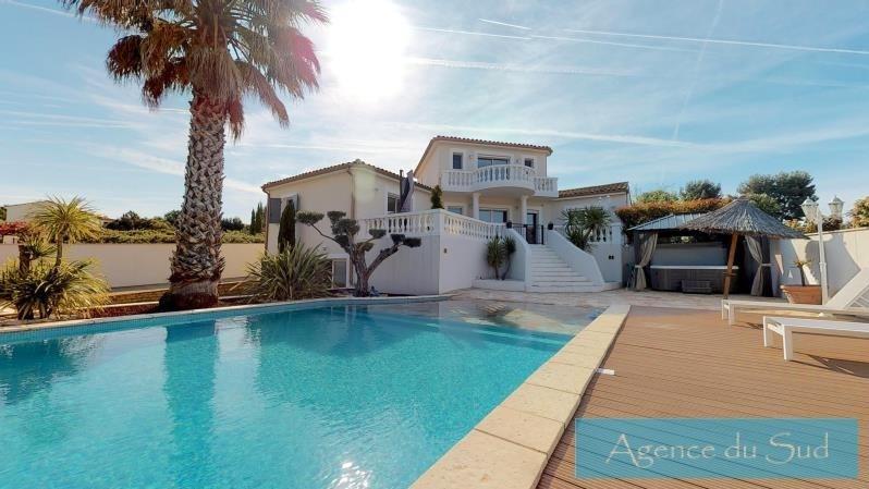 Vente de prestige maison / villa St cyr sur mer 1150000€ - Photo 1