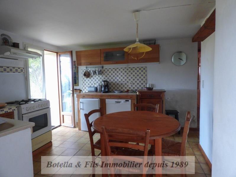 Vente maison / villa Goudargues 234000€ - Photo 7
