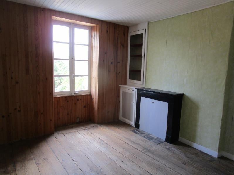 Vente maison / villa St maixent l ecole 55620€ - Photo 2
