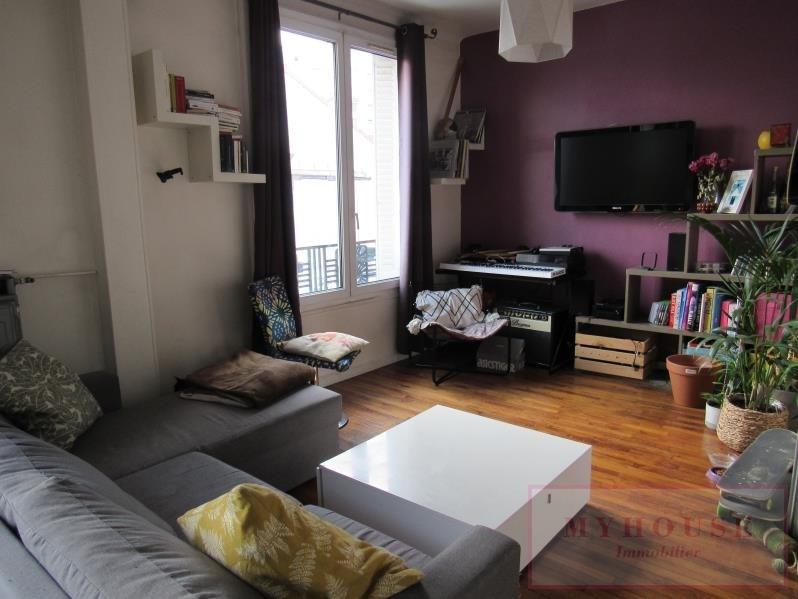 Sale apartment Bagneux 294000€ - Picture 3