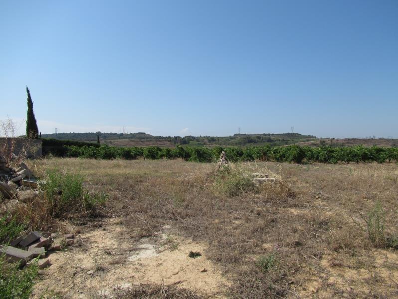 Vente terrain Peyriac minervois 65000€ - Photo 1