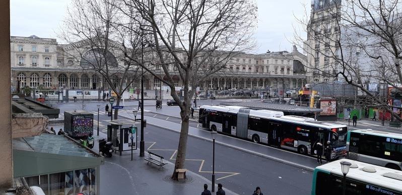 Alquiler  apartamento Paris 10ème 1260€ CC - Fotografía 6