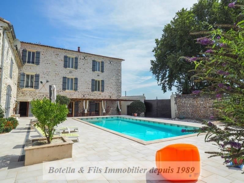 Immobile residenziali di prestigio casa Uzes 842000€ - Fotografia 12