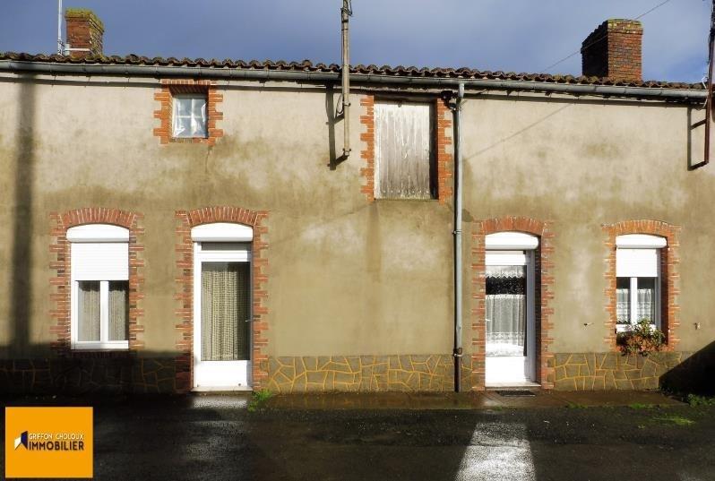 Vente maison / villa Villedieu la blouere 95000€ - Photo 1