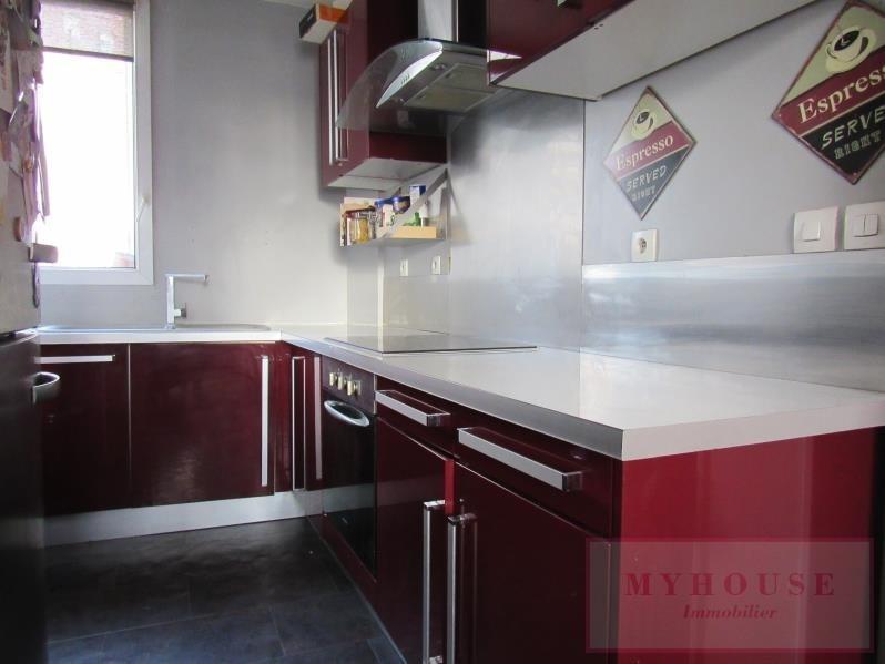 Sale apartment Bagneux 294000€ - Picture 4