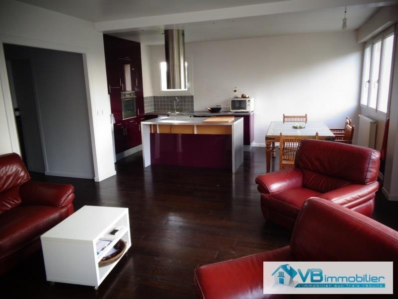 Vente appartement Savigny sur orge 214000€ - Photo 1