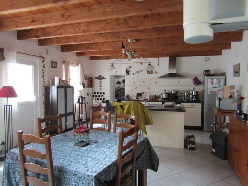 Location maison / villa Plonevez porzay 620€ CC - Photo 2
