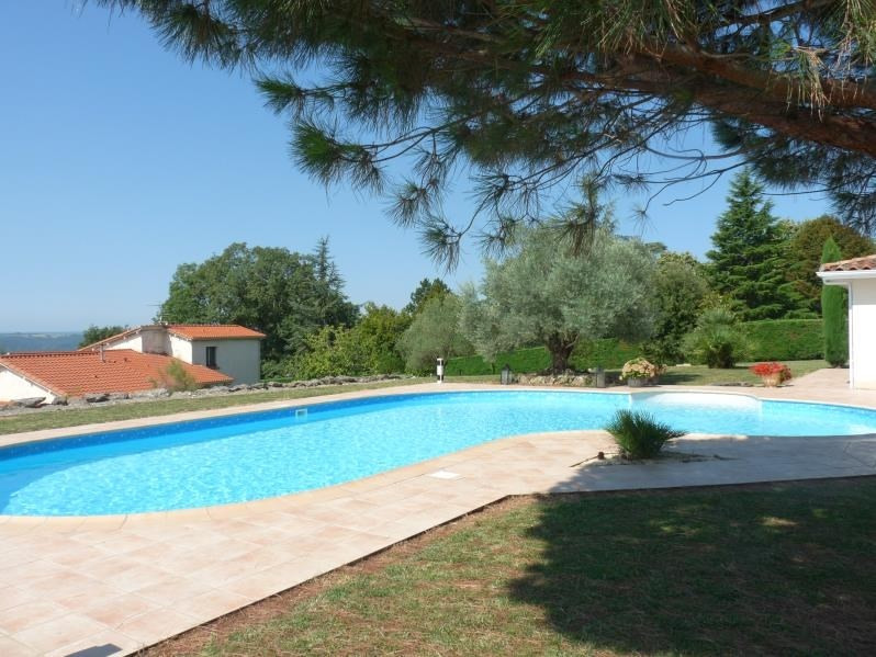 Deluxe sale house / villa Prayssas 353 600€ - Picture 2