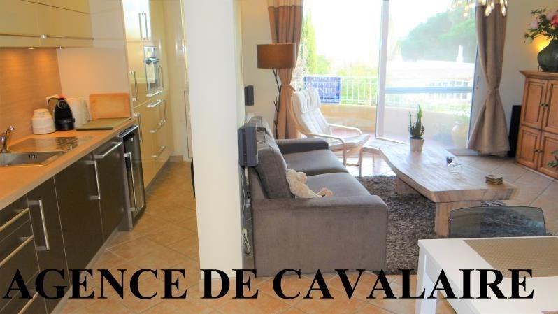 Sale apartment Cavalaire sur mer 319000€ - Picture 1