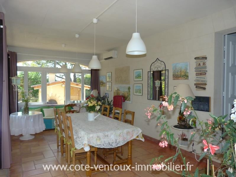 Vente de prestige maison / villa Mazan 560000€ - Photo 5