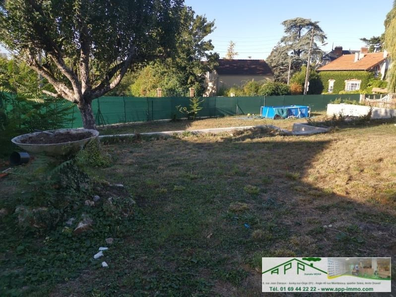 Vente terrain Soisy sur seine 215 000€ - Photo 3
