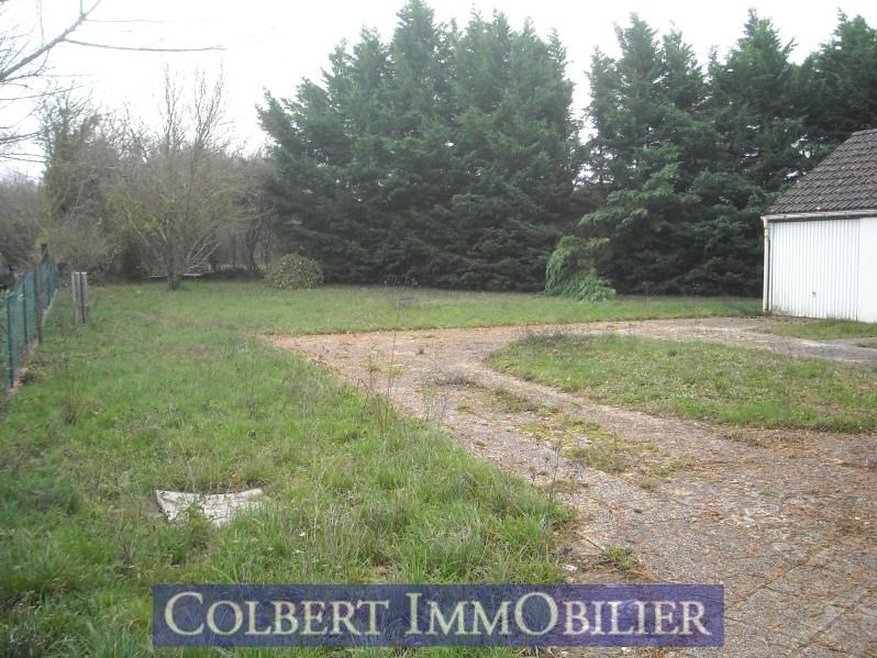 Vente terrain Lalande 40 000€ - Photo 1