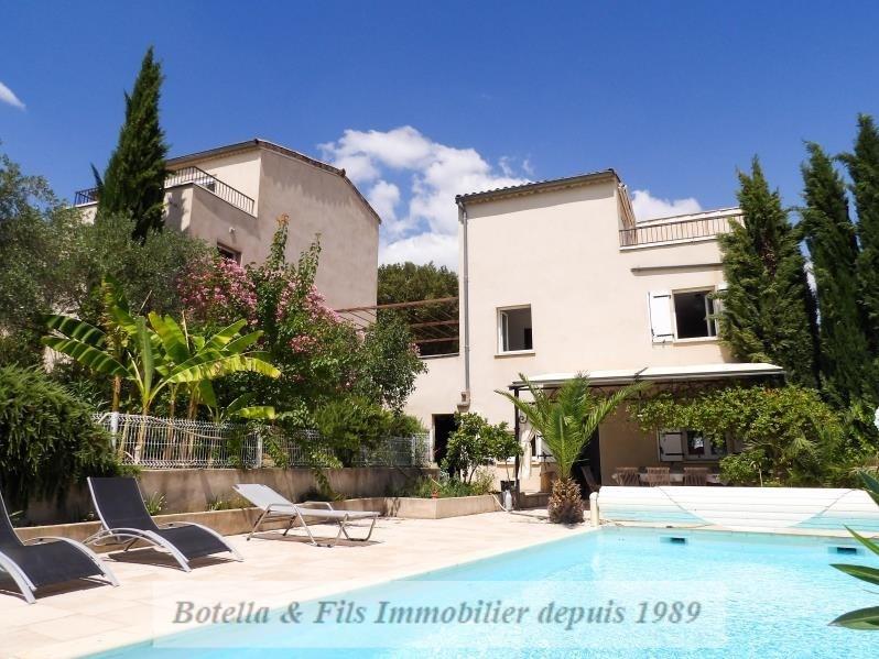 Vente de prestige maison / villa Barjac 624000€ - Photo 16
