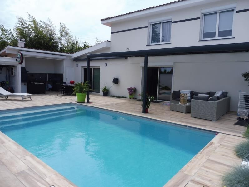 Vente maison / villa Carbon blanc 550 000€ - Photo 2