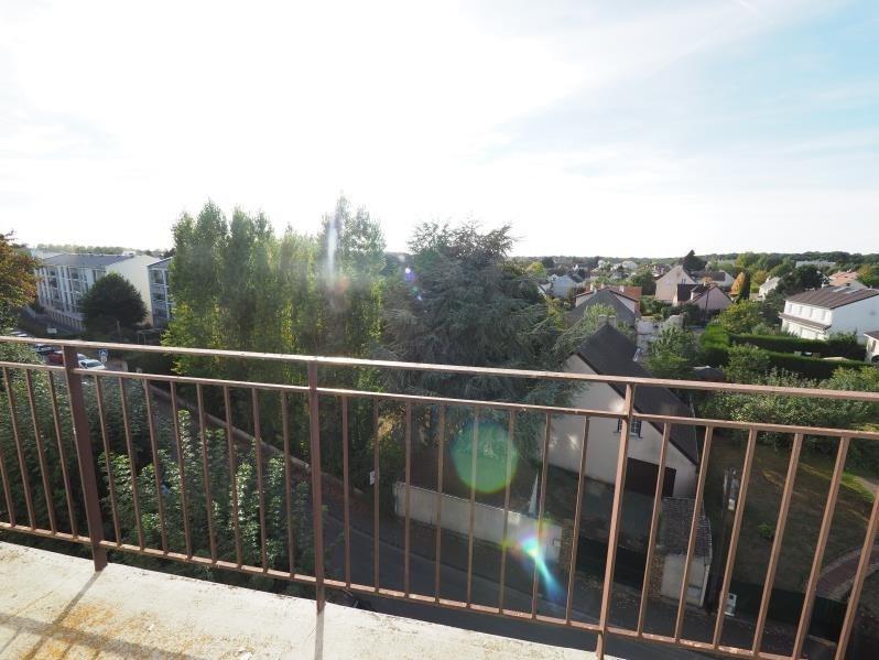 Sale apartment Bois d'arcy 187000€ - Picture 2