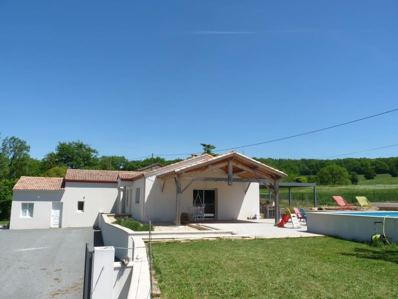 Vente maison / villa Roquefort 294000€ - Photo 1