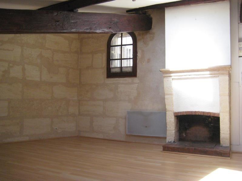 Sale apartment Bordeaux chartrons 109200€ - Picture 1