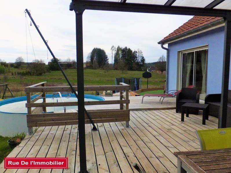 Sale house / villa Dambach 205000€ - Picture 4