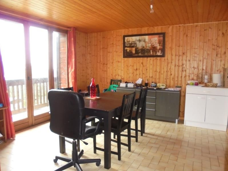 Vente appartement Mont saxonnex 174 000€ - Photo 1