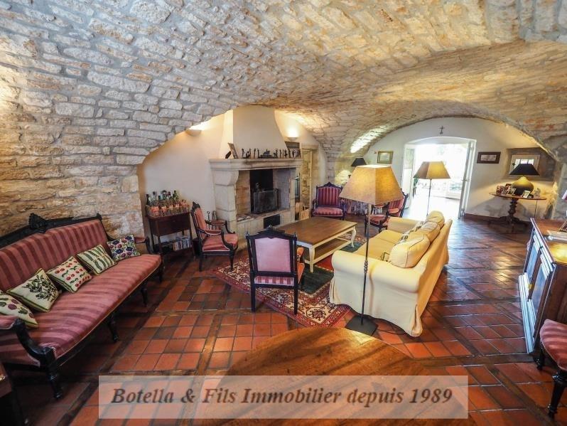 Immobile residenziali di prestigio casa Uzes 750000€ - Fotografia 5