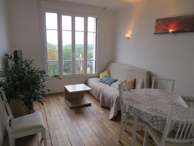 Rental apartment Maisons-laffitte 767€ CC - Picture 1