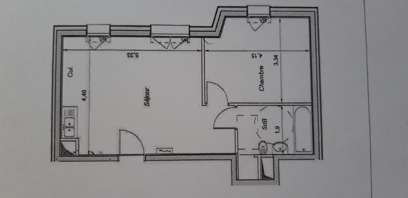 Vente appartement Montreuil 219000€ - Photo 4