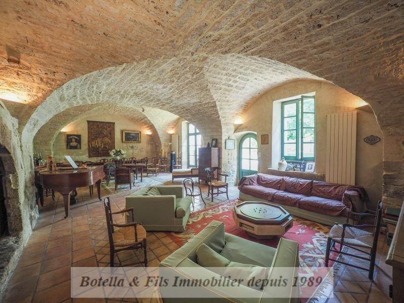Immobile residenziali di prestigio casa Uzes 1570000€ - Fotografia 6