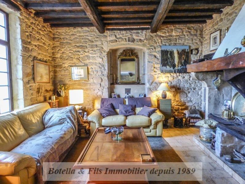 Verkauf von luxusobjekt haus Uzes 685000€ - Fotografie 10