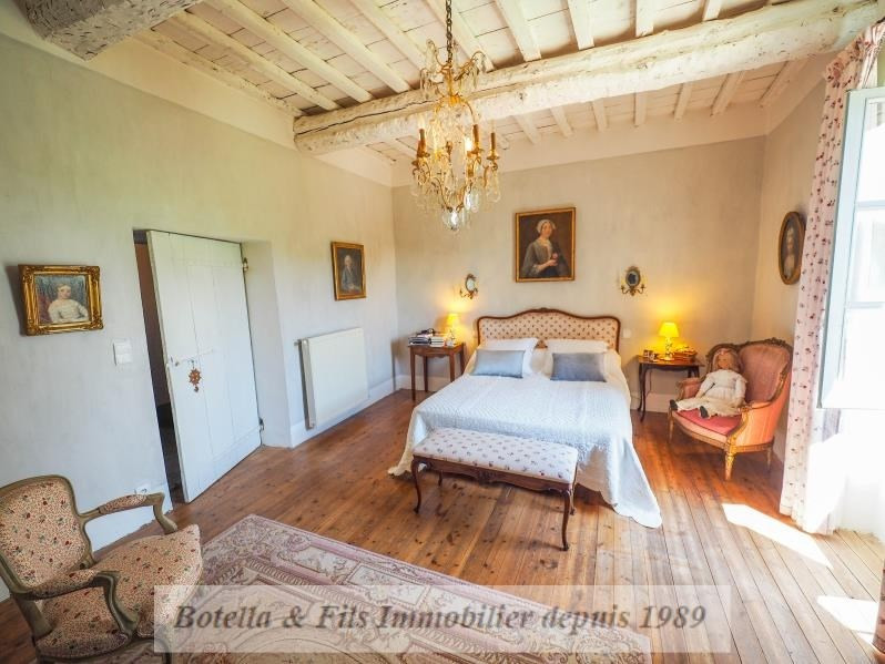 Verkoop van prestige  huis Uzes 1260000€ - Foto 5