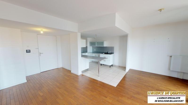 Sale apartment Boulogne billancourt 643000€ - Picture 2