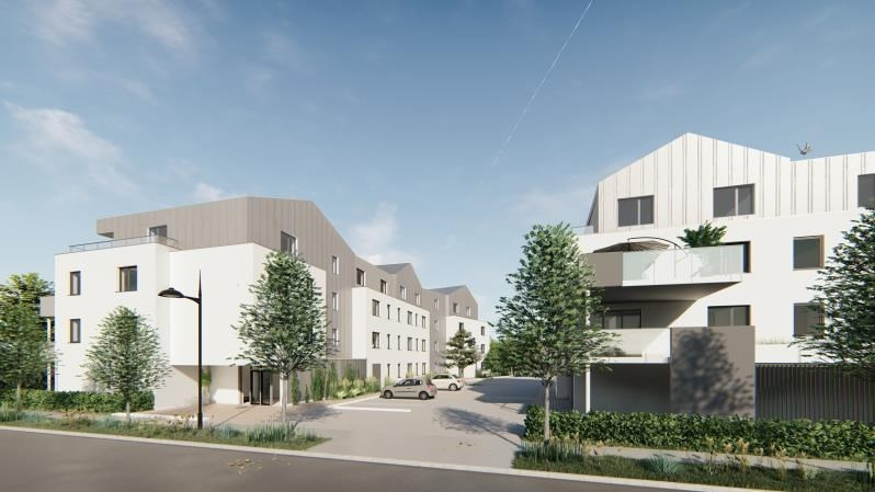 Sale apartment Mundolsheim 214000€ - Picture 1