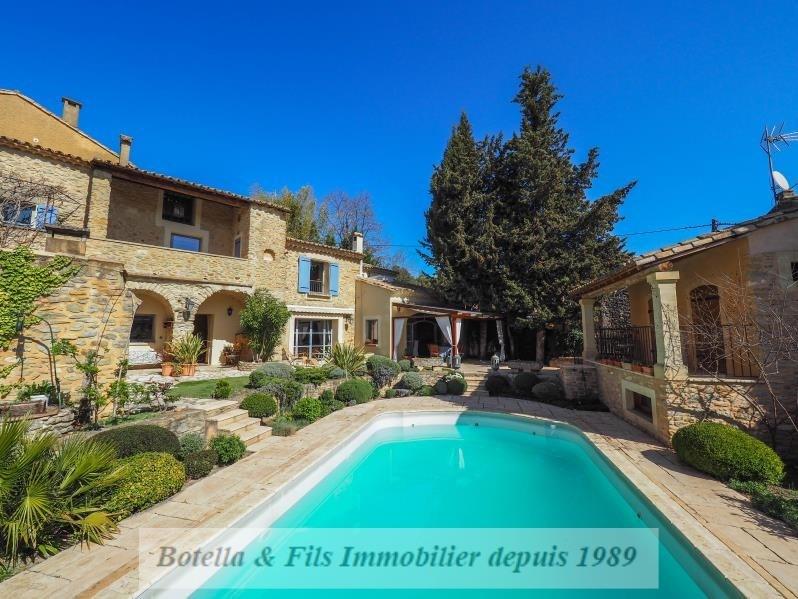 Verkoop van prestige  huis Uzes 745000€ - Foto 1