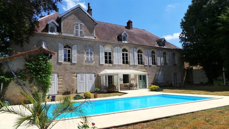 Vente maison / villa Arc-les-gray 320 000€ - Photo 2
